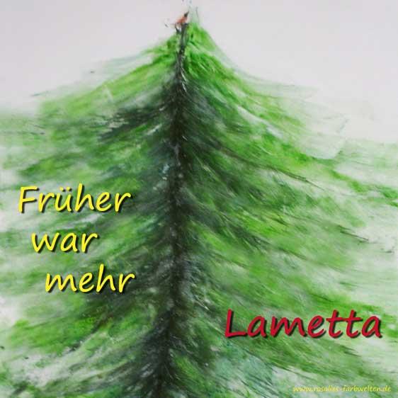 Nr. 19 | Mehr Lametta