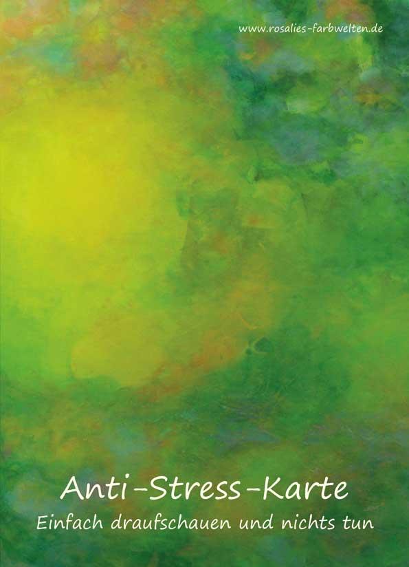 Nr. 73 | Anti-Stress-Karte