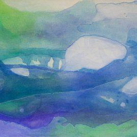 Landschaft Entspannung Wasser Esoterik