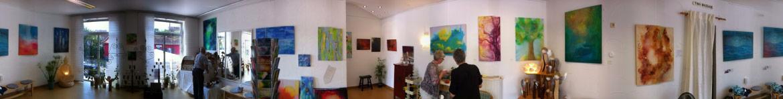 Qigong Studio Lich - Kunst in Licher Scheunen 2016
