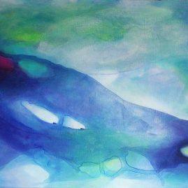 blau Krake Esoterik Wasser Tauchen Wasserwesen