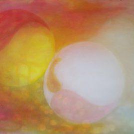 Esoterik Yin Yang Mars Venus Feuer Licht Wellnes Einhorn
