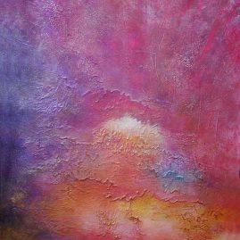 Esoterik Meditation Regenbogen Relax Spa Sonnenaufgang